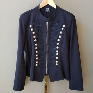 Hearts & Roses Military/Majorette Jacket